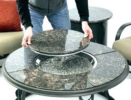 granite round table granite round table granite round table round propane fire pit table wonderful fire