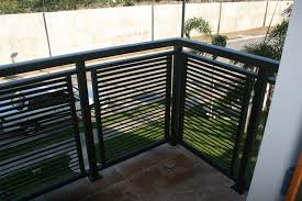 Balcony Fence contemporary balcony railings modern balcony railing cavitetrail 4831 by xevi.us