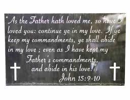 custom metal scripture wall art