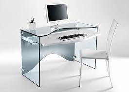 glass home office furniture. tonelli strata glass desk home office furniture t