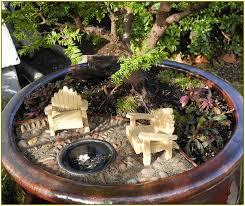 Fairy Garden Container Ideas Home Design Diy Miniature C: Full Size ...