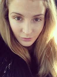 millie mackintosh shares make up free selfie before posing for y s snap with red hot lips celebsnow