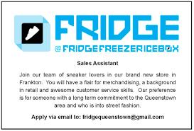 Sales Assistant Jobfix