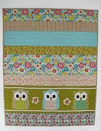 Best 25+ Owl baby quilts ideas on Pinterest | Owl quilts, Baby ... & Owl Baby Quilt, Modern Baby Girl Quilt, Woodland Quilt, Toddler Quilt, Girl  Nursery Bedding, Crib Quilt, Homemade Quilt, Owl Baby Blanket Adamdwight.com