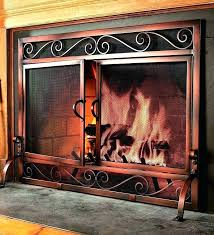 flat fireplace screen fireplace screens home depot fireplace screen with doors next project is our fireplace