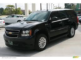 Black 2008 Chevrolet Tahoe Hybrid Exterior Photo #38746276 ...