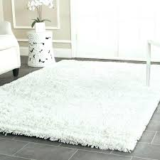 blue plush rug fluffy area rugs white soft cream within design navy bathroom blue plush rug