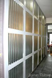 flashy functional fire station highlighted with corrugated wall panels tri board corrugated metal panels for interior