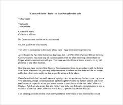 Cease And Desist Letter Template 6 Free Word Pdf Documents