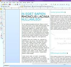 Magazine Article Format Template Clean Magazine Template On Feature Article Design Maker For