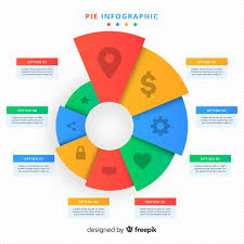Free Pie Chart Pie Chart Vector Free Download