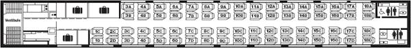 Lrc Car Economy Class Via Rail