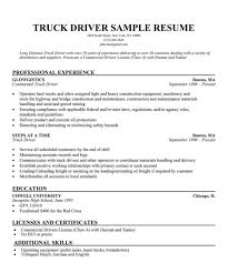 13 Delivery Driver Resume Sample Gain Creativity Www Mhwaves Com