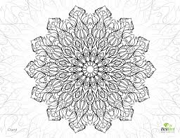 Cheryl Flower Free Complicated Coloring Pages
