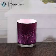 glass tealight holders bulk fancy candle holders short glass candle holders manufacturer