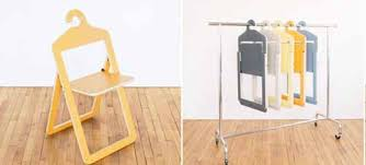 Areas saves in apartments with Unique Folding Chairs