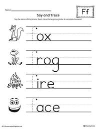 Phonics is a method of teaching kids to learn to read by helping them to match the sounds of letters, and groups of letters, to distinguish words. Letter Phonics Worksheets Phenomenal Picture Inspirations Free Printable Spelling For Jaimie Bleck