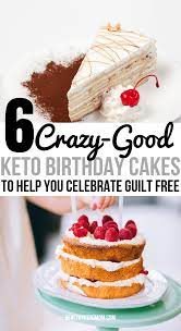 Birthday cakes can sometimes look tricky to make at home but we've got lots of easy birthday cake recipes and ideas for amateur bakers to make. 6 Must Try Keto Birthday Cake Recipes That Are Super Easy To Make Keto Birthday Cake Low Carb Recipes Dessert Birthday Cake Recipe