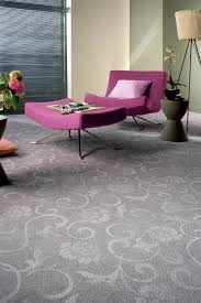 Extraordinary Various Carpet For Family Room Design : Attractive Living Room  Decoration Using Pink Velvet Living