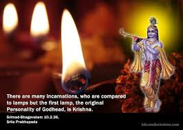 Lord Krishna Quotes Simple Lord Krishna The Original Personality Of Godhead Spiritual