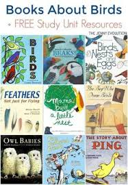 books about birds for kids and young bird best children