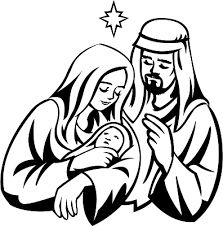 mary and joseph clip art.  Clip Mary And Baby Jesus Clipart  Kid Png Royalty Free Library To Joseph Clip Art E