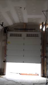 high lift garage door opener8500 Jackshaft Motor High Lift Garage Door  YouTube