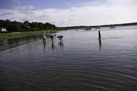 South Shore Beach Little Compton Tide Chart Go Clamming In Rhode Island