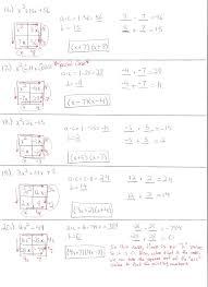 algebra ii quadratic equations matching activity answers 2nd grade 1039248