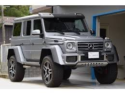 Though it looks almost identical to the original, the. 2017 Mercedes Benz G Class Ref No 0120449149 Used Cars For Sale Picknbuy24 Com