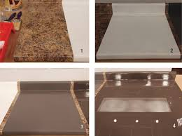 a little paint goes a long way when it comes to laminate countertops in fact a complete facelift is but a few brush strokes away here s how
