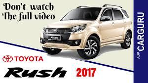new car launches in pune priceToyota Rush CARGURU   Engine Interior price
