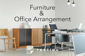 office arrangement. Furniture And Office Arrangement E