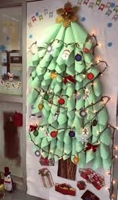 3d christmas door decorating contest winners. 3d Christmas Tree Door Decoration Ideas Preschool Crafts Decorating Contest Winners