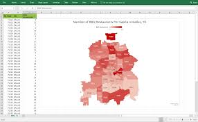 Add Map Chart To Excel 2016 A Quick Guide To Getting Started With Map Charts In Excel