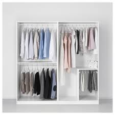 PAX Wardrobe Turned Custom Reach In Closets  IKEA Hackers  IKEA Ikea Closet Organizers Pax