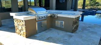 built in bbq grill built in grill outdoor reviews stone patio ideas barbecue inside best modular