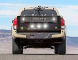 Hoodworks Launches GearGate™ for Toyota Tacoma - Hoodworks