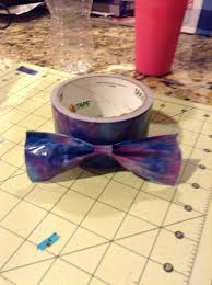 picture of ŸŽdiy duct tape bow