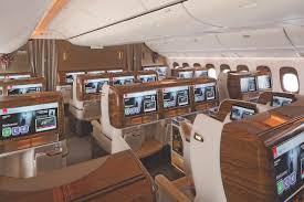 777 300er cabin interior