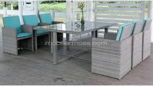Ensemble table et chaise exterieur | Acp37