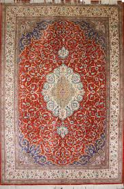 persian oriental silk rugs
