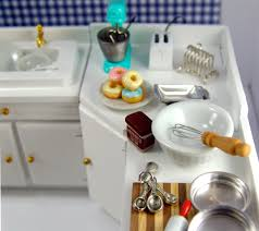Kitchen Dollhouse Furniture The Mouse Market Blog
