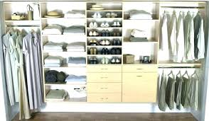 custom closet cost how much does