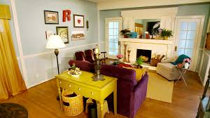 Property Brothers Living Room Designs Vintage Eclectic Living Room Design On A Dime Hgtv