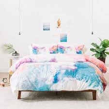 deny designs rebecca allen twin duvet cover cute dorm room comforters popsugar home photo 4