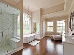 traditional master bathroom ideas. Perfect Traditional 80 Master Bathrooms With Hardwood Floos For 2018 Traditional Bathroom Tile Ideas  Faucets On