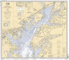 Chesapeake Bay Maps Charts Chesapeake Bay Sandy Pt To Susquehanna River Nautical Chart