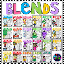 This page contains all our printable worksheets in section phonics of preschool and kindergarten english language arts. Beginning Blends Worksheets Teachers Pay Teachers