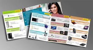 Product Catalogue Design And Printing For Electronic And Household